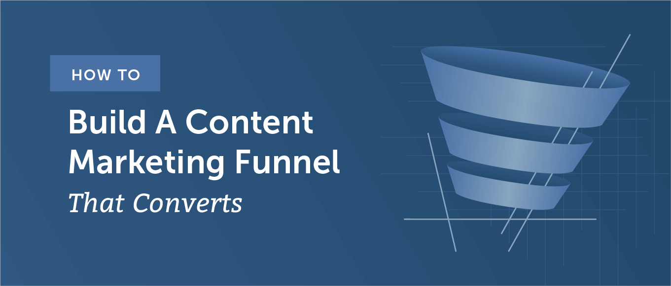How to Build a Content Marketing Funnel That Converts (Template)