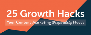 content marketing growth hacks