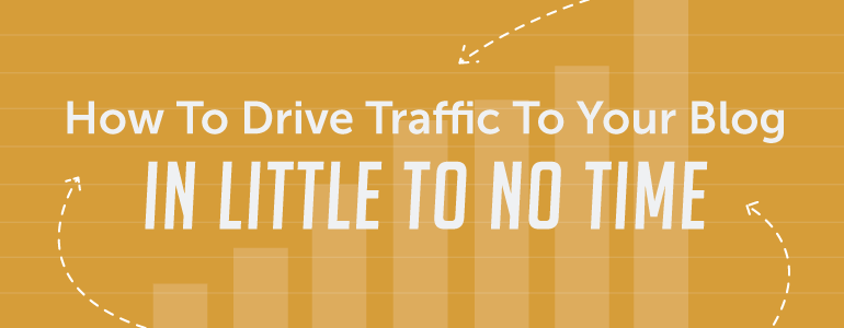 How To Drive Traffic To Your Blog With A Few Easy Optimizations