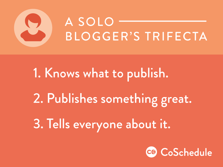 How To Get A High-Traffic Blog, Even If You're Blogging Solo