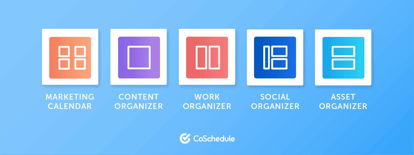CoSchedule Marketing Suite