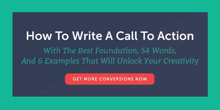 How To Write A Call To Action In A Template With 6 Examples