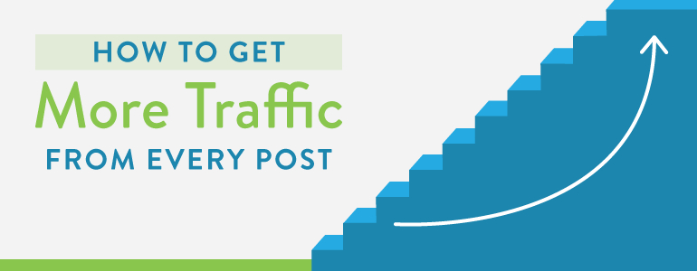How to Get More Traffic From Every Post (Plus How OkDork Grew Traffic 400% In 8 Months)