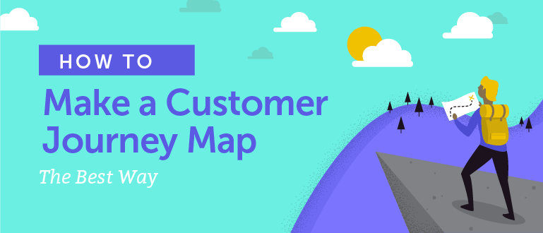 Customer Journey Mapping How To Create One The Best Way Template - How to make a customer journey map