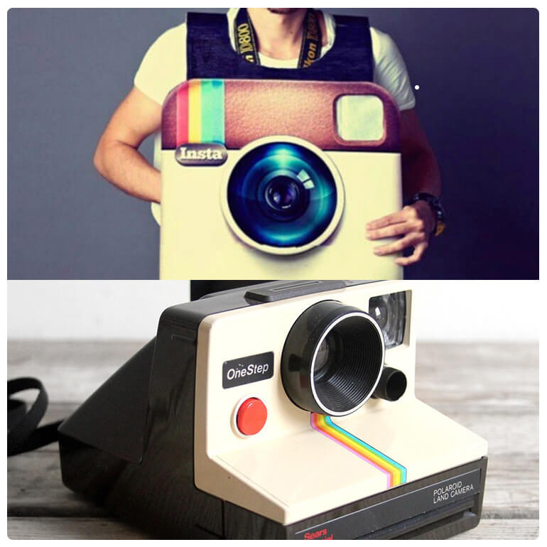 Instagram Nostalgia In Marketing