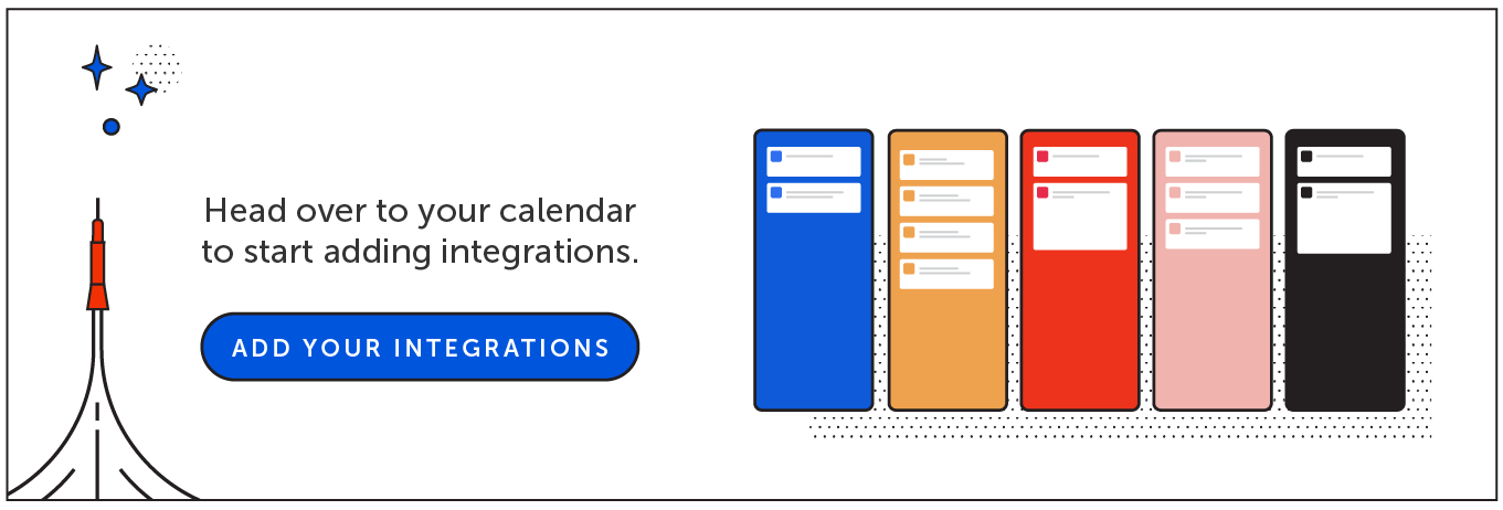 Add your integrations