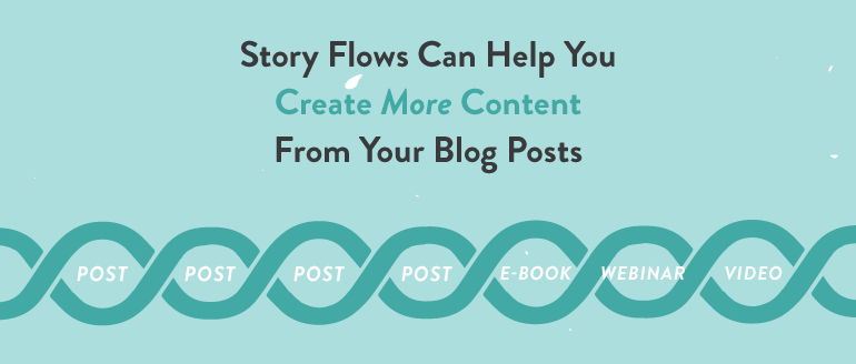 Content Marketing Story Flow