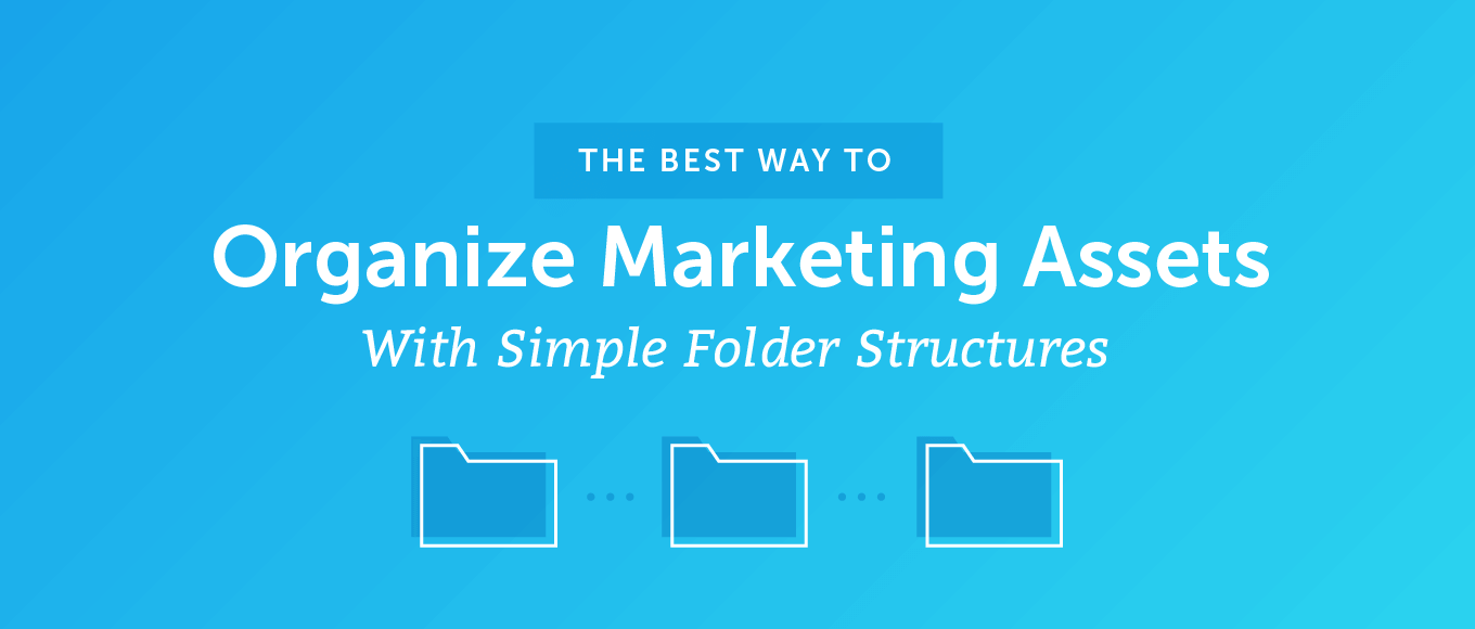 The Best Way to Organize Marketing Assets With Simple Folder Structures