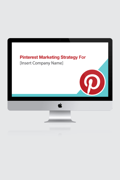 Pinterest Marketing Strategy Template