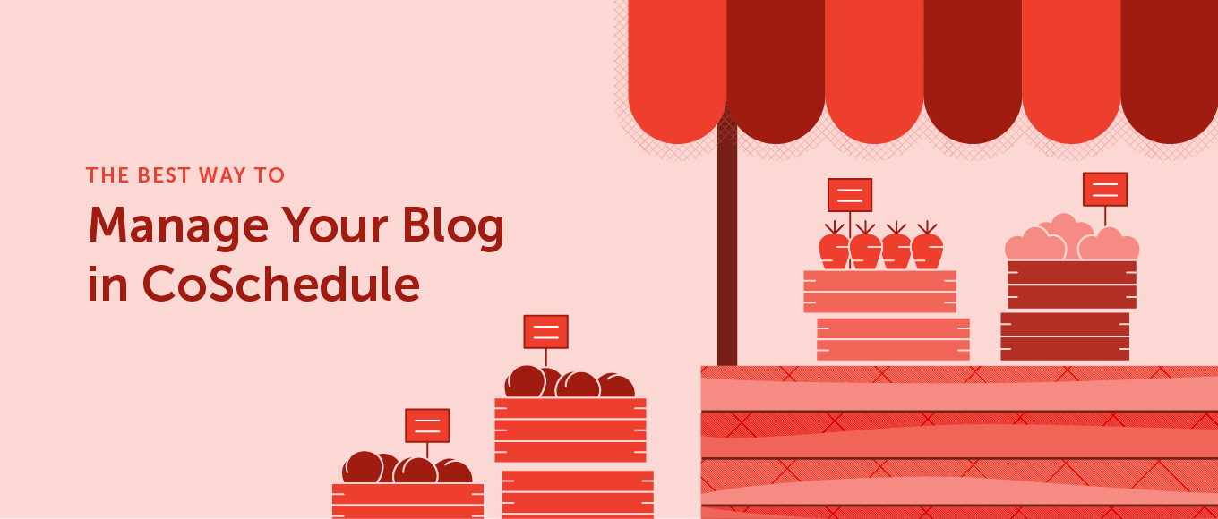The Best Way to Manage Your Blog in CoSchedule