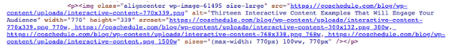 Example of an alt tag in HTML
