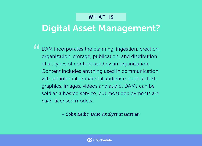 definition for digital asset management