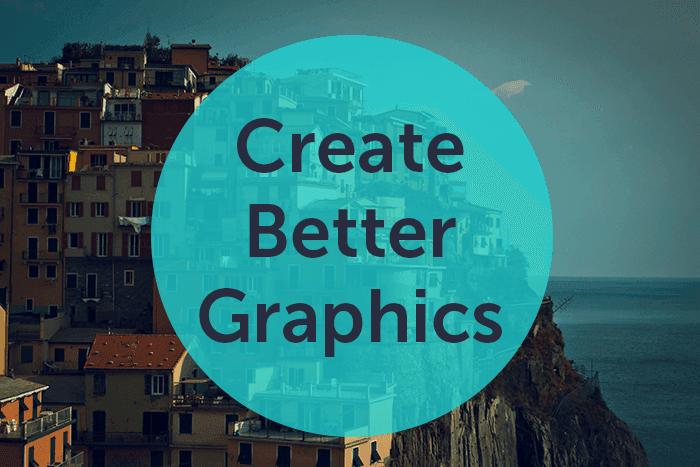 blog graphics circle example