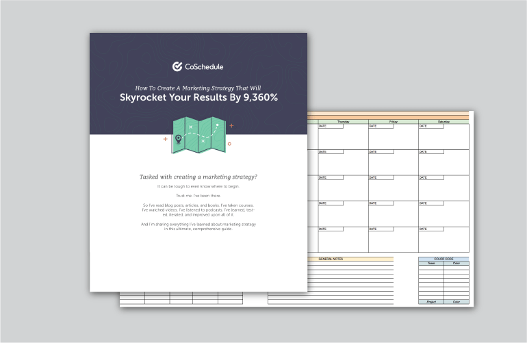 Get Your Free Marketing Strategy Guide + Bonus Template and Infographic