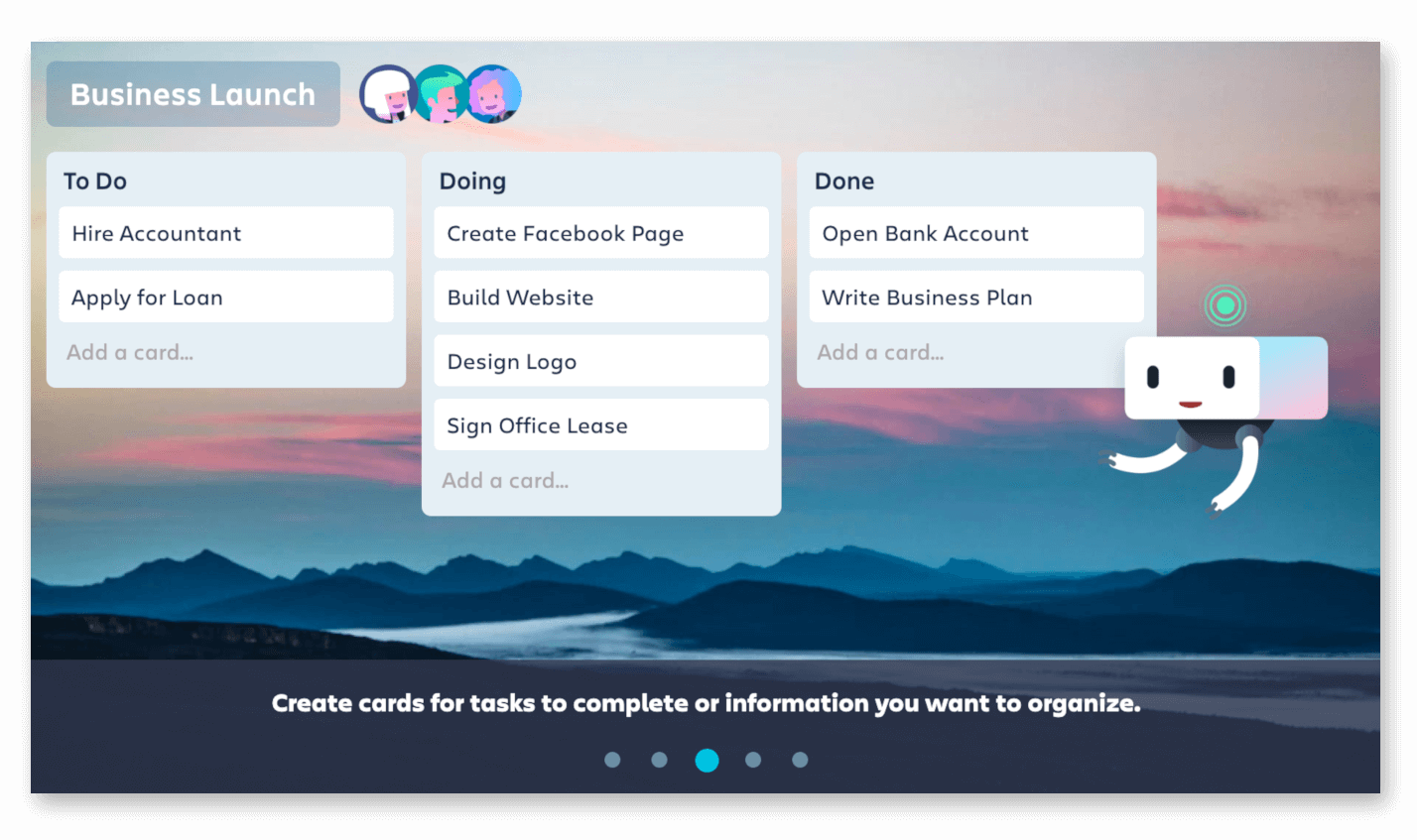 Trello Marketing Project Management Tool