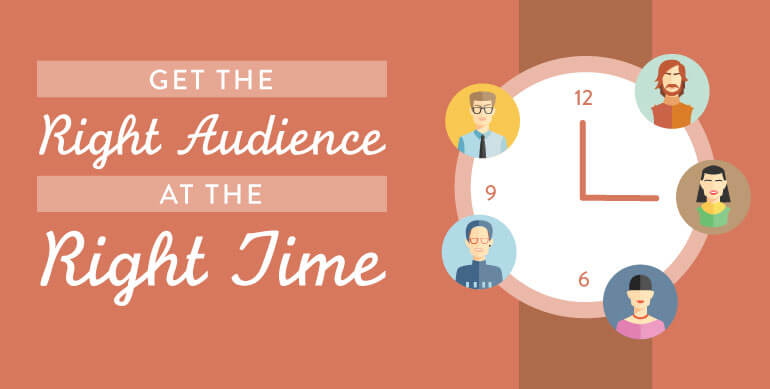 How To Get Your Content In Front Of The Right Audience At The Right Time