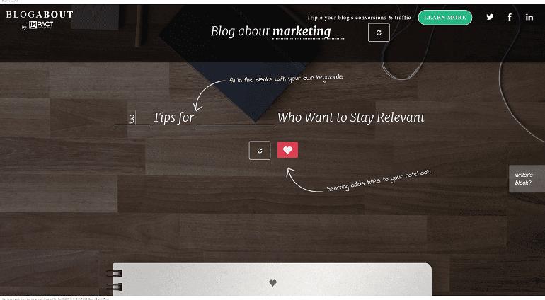 blogabout-screenshot