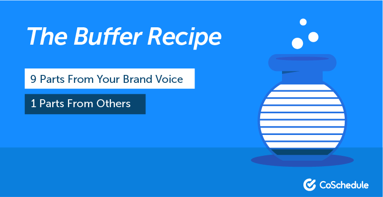 Buffer's Curated Content Recipe