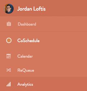 Jordan Loftis in CoSchedule