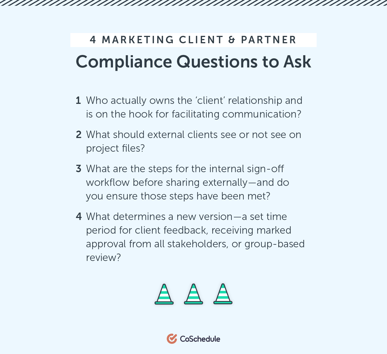 4 Marketing Compliance Questions to Ask