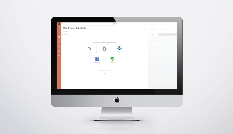 CoSchedule's Redesigned Content UX
