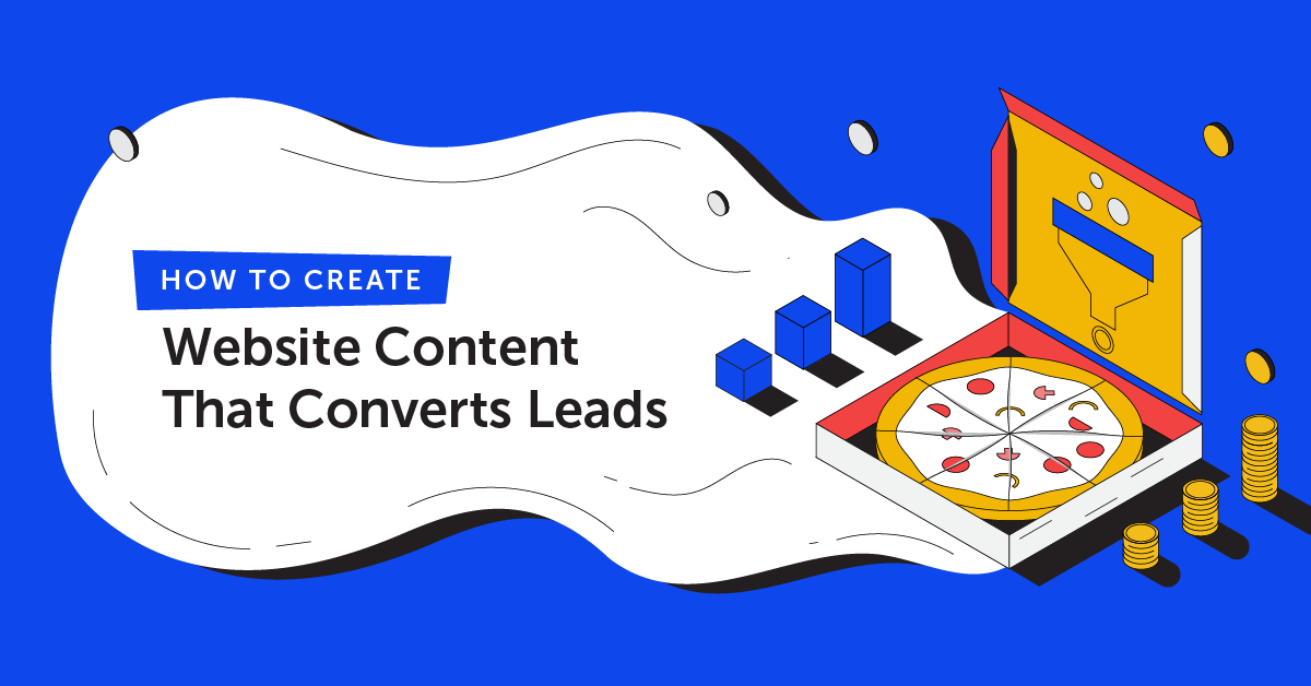 How to Create Website Content That Converts Leads header