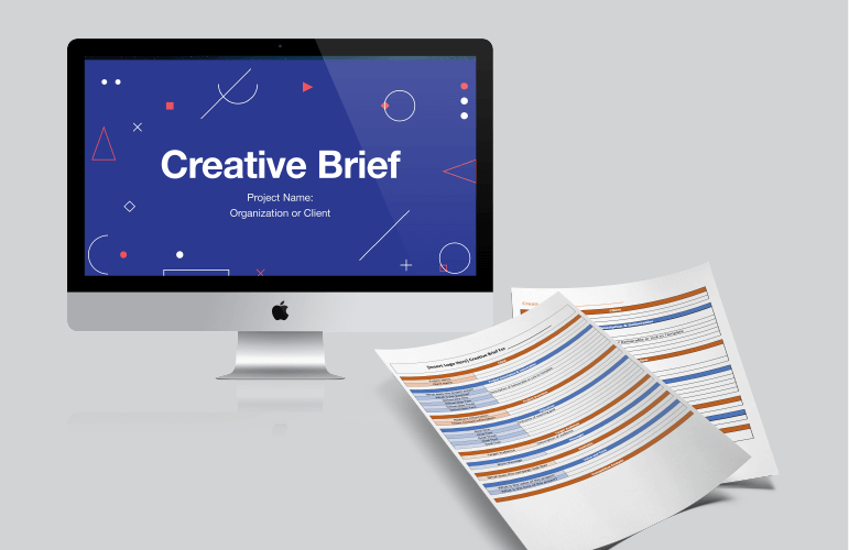 a creative brief for the launch A creative brief is an account team's interpretation of the client's wishes it is the job of a good account manager or planner to extract everything they possibly can from the client this is the time to find out as much as possible about the product or service.