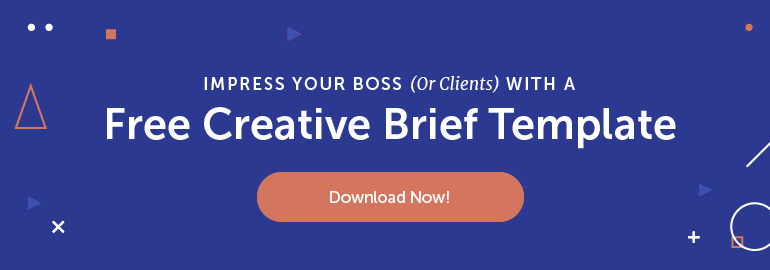 Download Your Free Creative Brief Templates