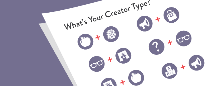 what's your creator type