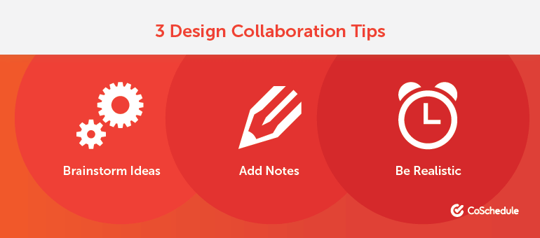 3 Design Collaboration Tips for Bloggers