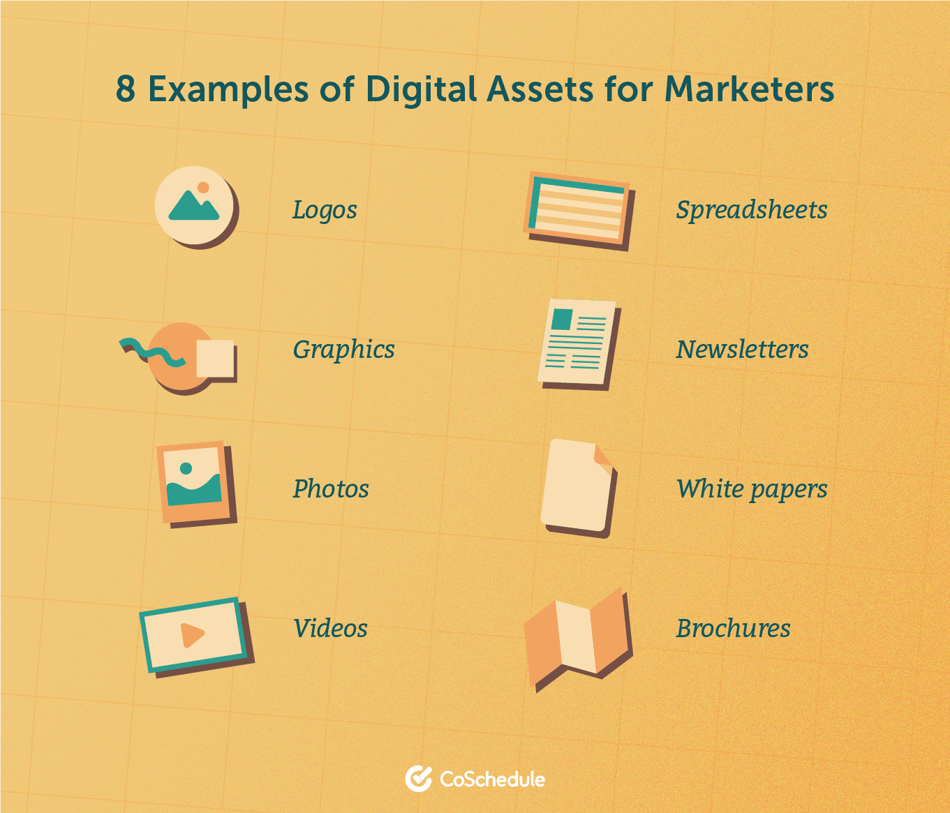 8 examples of digital assets for marketers