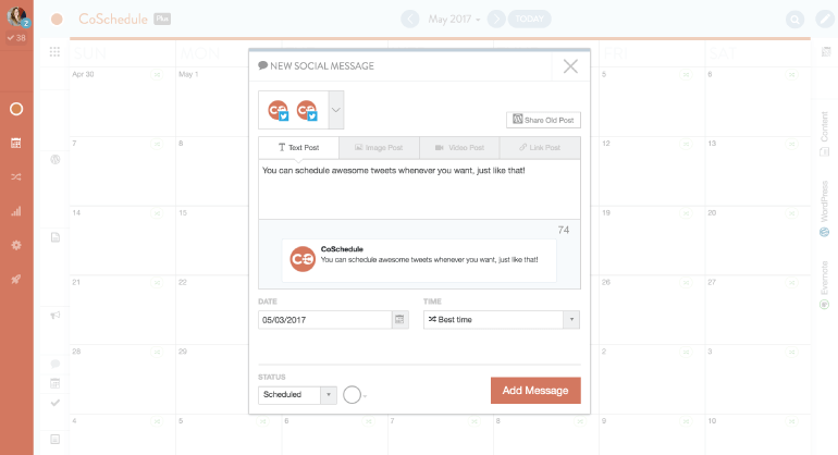 You Can Easily Schedule Tweets