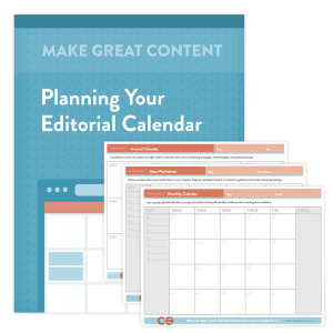 Free Editorial Calendar Templates