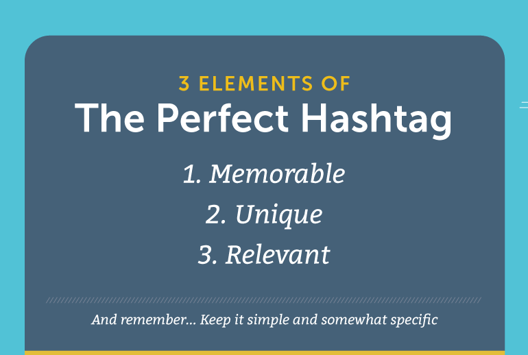 3 Elements of the Perfect Hashtag