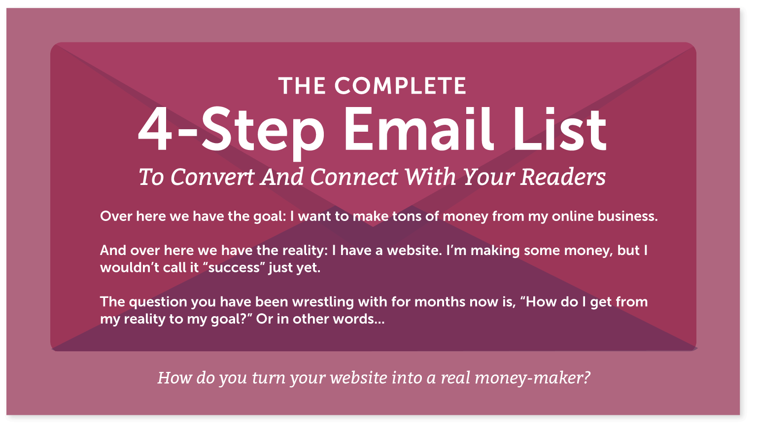Email List Screenshot