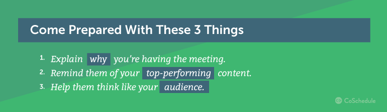 3 Things to Prepare for Evergreen Content Planning