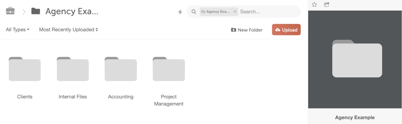 The Best Way to Organize Marketing Assets With Simple Folder