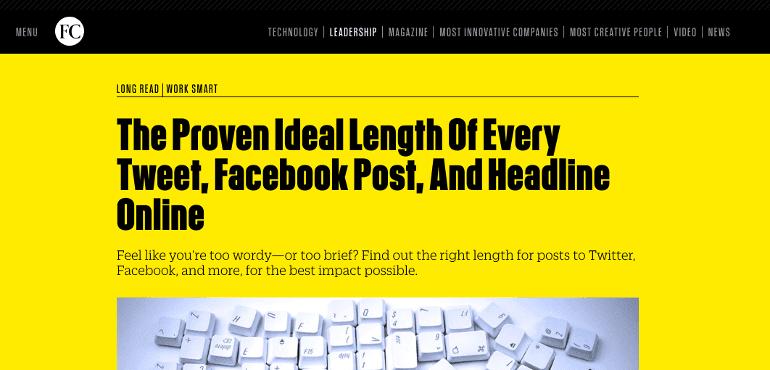 Original article on Fast Company