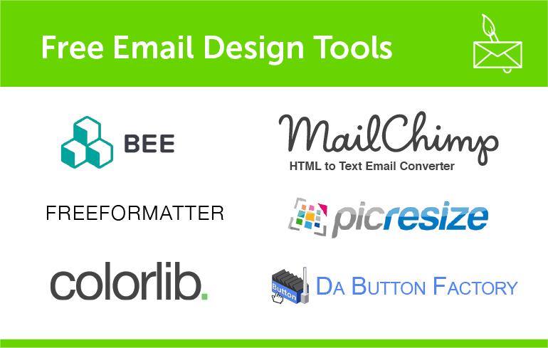 Free Email Design Tools