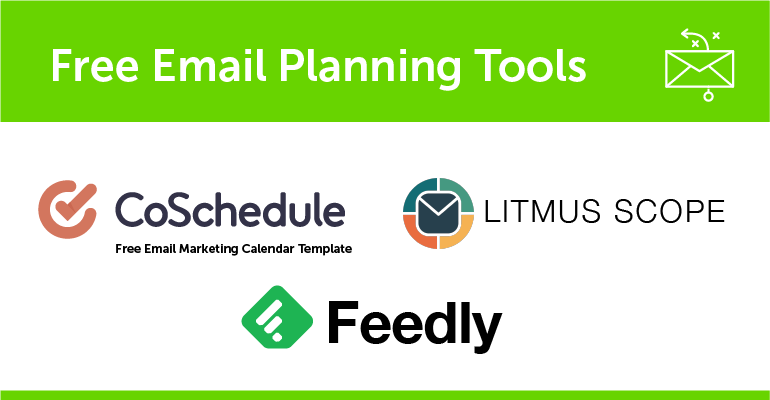 Three Free Email Planning Tools
