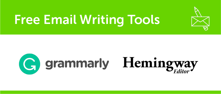 Free Email Writing and Editing Tools