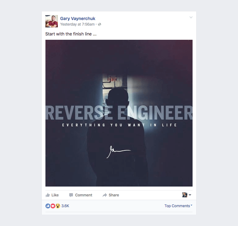 Reverse Engineer Everything You Want In Life