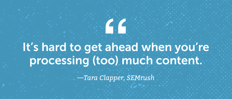 Quote from Tara Clapper