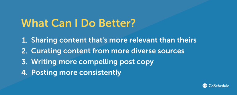 4 Tips For Creating Better Social Media Content Than Your Competition