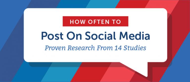 How Often to Post on Social Media?