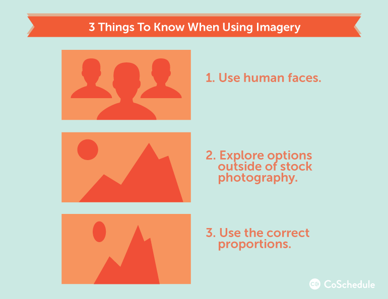 how to design blog graphics with imagery