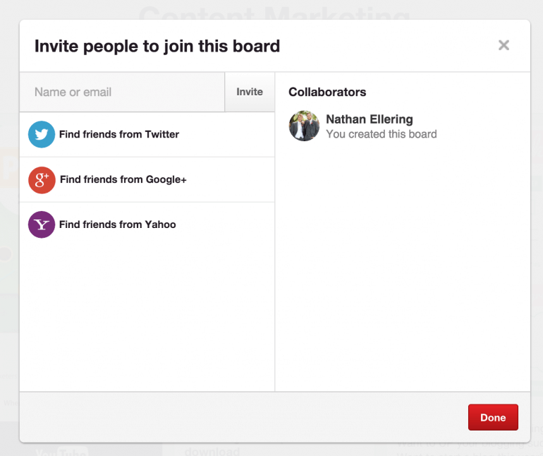 how to promote your blog with Pinterest Group Boards