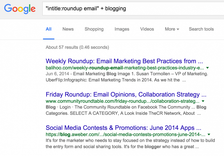 how to promote your blog with roundups