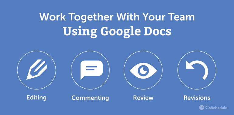 How to use Goggle Doc team