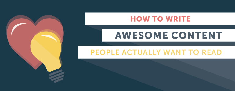 How To Write Awesome Blog Posts With The Science Of Appeal